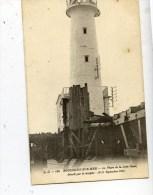 62 BOULOGNE  Précurseur Le Phare Démoli Par La Tempête 10 11 Sept. 1903 - Boulogne Sur Mer