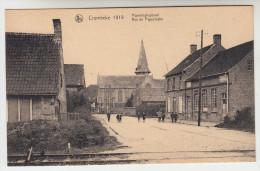 Krombeke, Crombeke 1919, Poperinghestraat (pk22254)