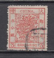 1878     YVERT  Nº 2 - China