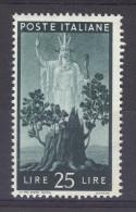 Italy 1945 25L MNH(**) - 1944-46 Lieutenance & Humbert II