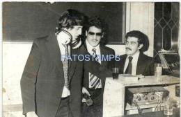15455 ARGENTINA BOX BONAVENA AUTOGRAFO 18 X 12 CM PHOTO NO POSTAL POSTCARD - Vieux Papiers