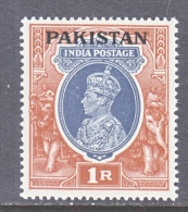 BRITISH  PAKISTAN  14   ** - Pakistan