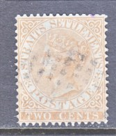 STRAITS  SETTLEMENTS  10   (o) - Straits Settlements