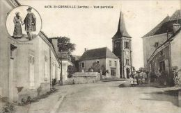 CPA St-Corneille - Vue Partielle (112482) - France