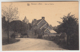 Beveren a/ Yzer, Kerk en Pastorij (pk22308)