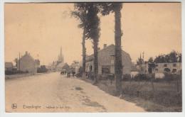 Elverdinghe, Elverdinge, Inkomst In Het Dorp (pk22320) - Ieper