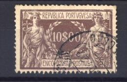 00959 -  Portugal :  Mi  17  (o) - Oblitérés