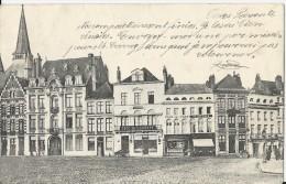 België  -   Marktplein  1906 - Braine-le-Comte