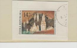 Tschechien 021 / Tropfsteinhöhle 2003  O - Tschechische Republik