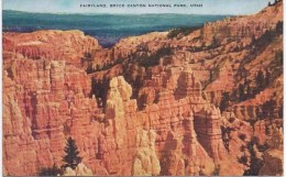 Cpa  BRYCE CANYON - Bryce Canyon