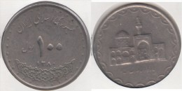 Iran 100 Rials 2001 Km#1261.2 - Used - Iran