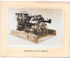 """MOTEUR """"GM""""71 - TWIN6 - Camions & Poids Lourds"""