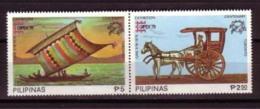 PHILIPPINES 1978 BATEAUX  SC N°1066/67 NEUF MNH ** - Bateaux