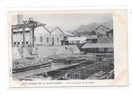 7872 - ST PIERRE DE LA MARTINIQUE : Usine De Rhum Et De Sucre - Martinique