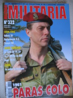MILITARIA MAGAZINE N° 332 - Other