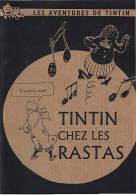 CULTE : TINTIN CHEZ LES RASTAS ! PARODIE PASTICHE DÉTOURNEMENT Très Underground (début Années 80) - Tintin