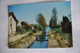 FRANCE LANGON.  LOIR ET CHER. LE CANAL.  1165 - France