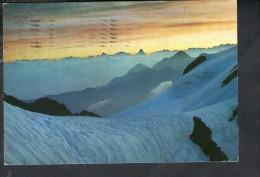 D3721 GRUPPO DEL GRAN PARADISO, COLLE DELLA NERA, MONTE CERVINO - ED. CAPURSO N. 225 - USED 1984 - Italia