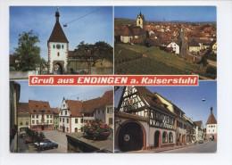 Endingen Am Kaiserstuhl, 4 Ansichten - Endingen
