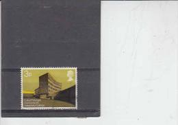 GRAN BRETAGNA  1971 - Unificato  646 - Università - Architettura - 1952-.... (Elisabetta II)