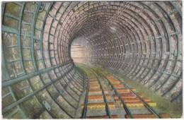 Cpa Mc Adoo TUNNEL NEW YORK - Ponts & Tunnels