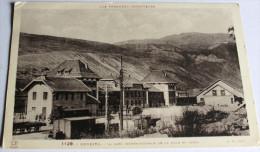 CPA 66 ENVEITG Gare Internationale De La Tour De Carol - Otros Municipios