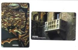 SAN MARINO VERONA 5000+10000 Lire Nuove Cod.schede.016 - San Marino