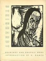 The Graphic Art Of Jacob Steinhardt (Judaica) Introduction By Haim Gamzu - Fine Arts