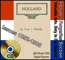 NETHERLANDS POSTAGE STAMPS Nederland/Niederlande/Pays-Bas ID Forgery/Forged/Faux/Truques - Melville - Software