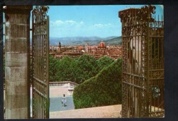D3783 FIRENZE ( FLORENCE, ITALY ) DAL MONTE DELLE CROCI - ED. INNOCENTI 668 - USED 1961 - Firenze