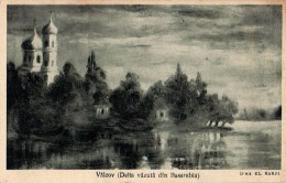 BASARABIA / ROMANIA : VÂLCOV / VILKOVO / VYLKOVE : DELTA Par EL. BARBU -  CARTEA ROMÂNEASCA ~ 1920 (s-710) - Ukraine