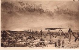 C.P.A. - Detaille - Le Rêve  - Musée Du Luxembourg, PARIS - 158 - LL. - Guerres - Autres