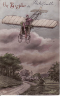 268069Philippeville, Un Bonjour 1912 (droite Inf.pli) - Philippeville