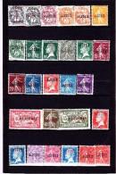 ALGERIE : Y&T : 1* à 33* - Algérie (1924-1962)