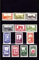 ALGERIE : Centenaire De L'Algérie Française : Y&T : 87* à 99* - Algérie (1924-1962)