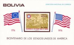 Bolivia Hb Michel 66 - Bolivia