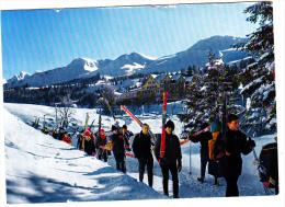 Stoos Ob Schwyz Der Wintersportplatz Fuer Sie - SZ Schwyz