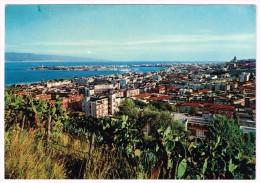 H3058 Messina - Panorama Generale / Viaggiata 1968 - Messina