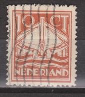 NVPH Nederland Netherlands Pays Bas Niederlande Holanda 140 Used Nederlandse Reddingsmaatschappij 1924 - Usati