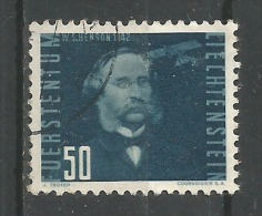 William Henson 50r Blue Violet - Gebruikt
