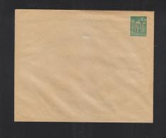 Umschlag 40+50 M Arbeiter Ungebraucht - Deutschland