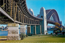Australie - Australia - New South Wales - Sydney - Harbour Bridge And Opera House - Semi Moderne Grand Format - Bon état - Sydney