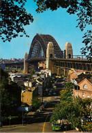 Australie - Australia - New South Wales - Autobus - Automobile - Sydney - Harbour Bridge With The Famous Rocks - état - Sydney