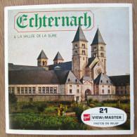 """View-Master """"Echternach & La Vallée De La Sûre""""  Luxembourg (Complet Avec 3 Disques ) - Collections"""
