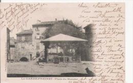 LA GARDE FREINET PLACE DU MARCHE - La Garde Freinet