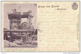 ^ Dortmund Hoerder HOERDE Bergwerks Und Hütten Verein GRUSS AUS 129 - Dortmund