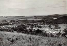 Forrières - Panorama - Vallée De La Lhomme             ( 2 Scans ) - Nassogne