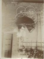 Photographie /Femme Avec Bébé Et Landau /Tirage Sur Papier /Vers 1910    PHOTN2 - Personas Anónimos