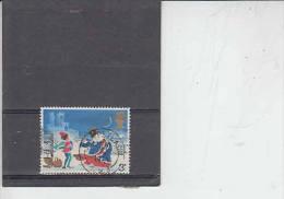 GRAN BRETAGNA   1973 - Unificato  705 - Natale - 1952-.... (Elisabetta II)