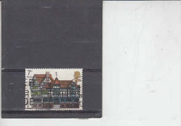 GRAN BRETAGNA   1975 - Unificato  752 - Architettura - 1952-.... (Elisabetta II)